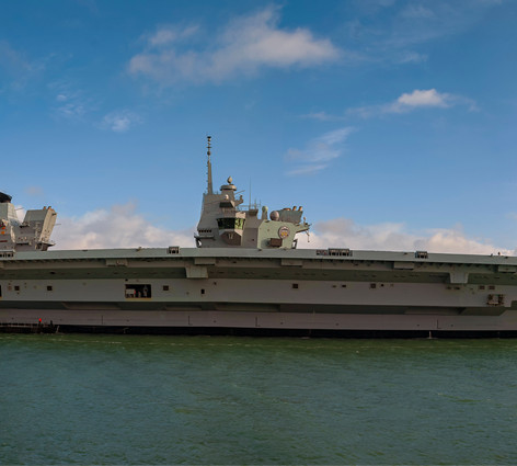 HMS Queen Elizabeth II Carriers
