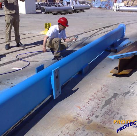 Anti-rust protection