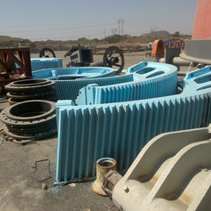 Protection for mining equipment