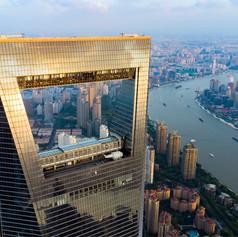 Shanghai Financial Tower, China