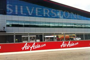 Silverstone Racetrack