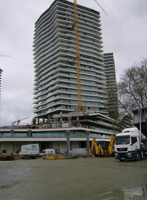Zorlu Centre, Turkey