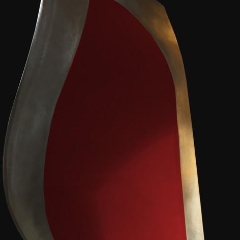 Turbine Blade Etching