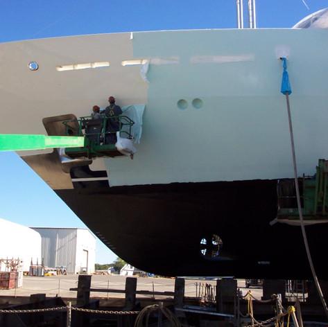 Atlantic Marine Yacht