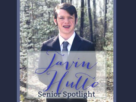 Javin Hutto: Senior Spotlight