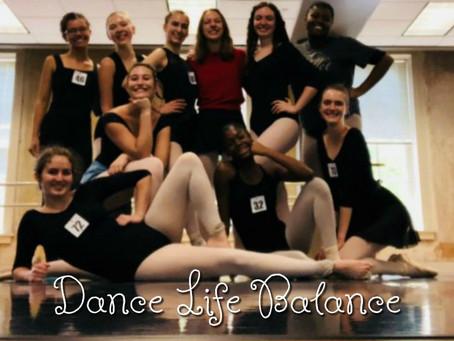 Dance Life Balance