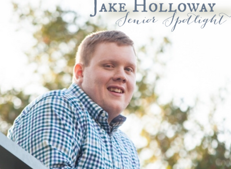 Jake Holloway: Senior Spotlight