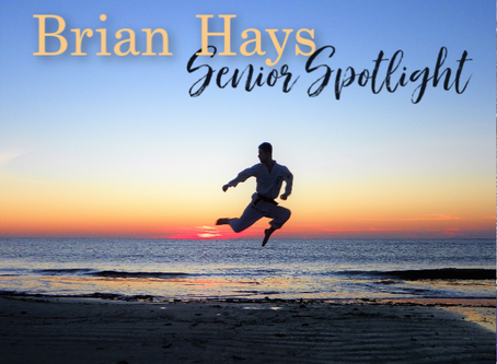 Brian Hays: Senior Spotlight