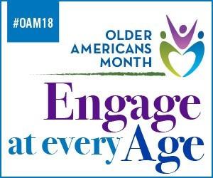 Older American Month: Volunteering Health Benefits