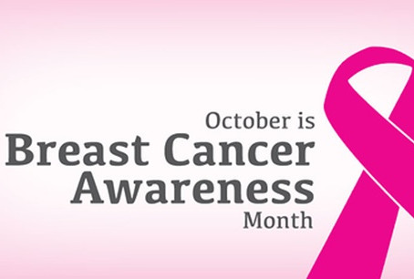 Breast Cancer: Early Detection is Key (Repost from 2017)