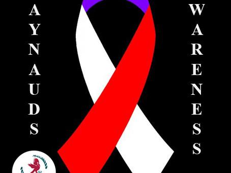 Raynaud's Awareness Month