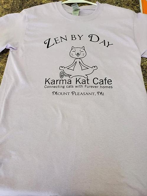 Classic KKC Light Purple T shirt