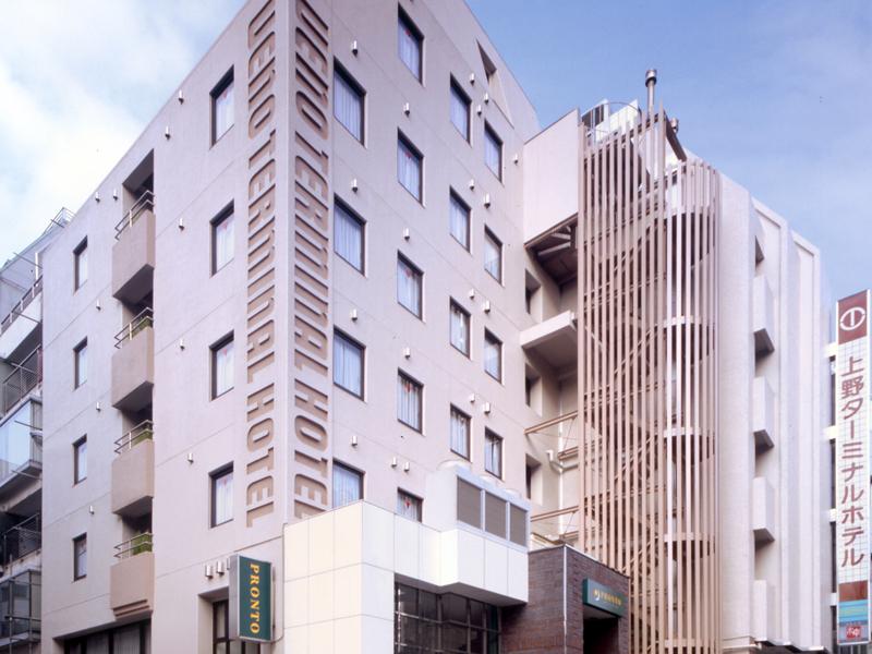 上野ターミナルホテル