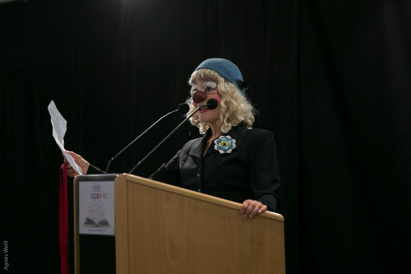 Inauguration de la médiathèque de Fegersheim. Photo : Agnès Weill