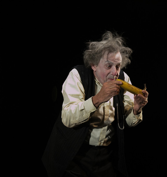 La dernière bande de Samuel Beckett
