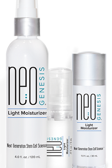 Light Moisturizer for Normal To Oily Skin by NeoGenesis