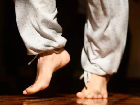 Danças grandes para espaços pequenos: uma carta para ser dançada