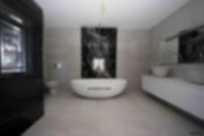 professional bathroom tiling.