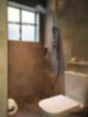 shower leak repair.