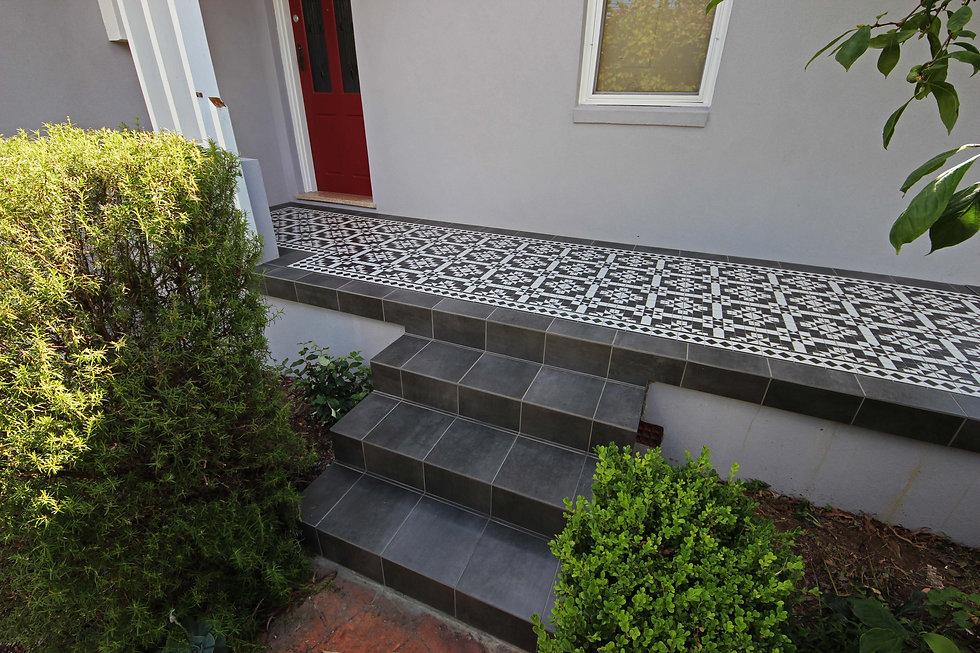 Outdoor Tilers