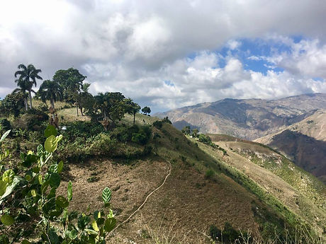 country side of Haiti