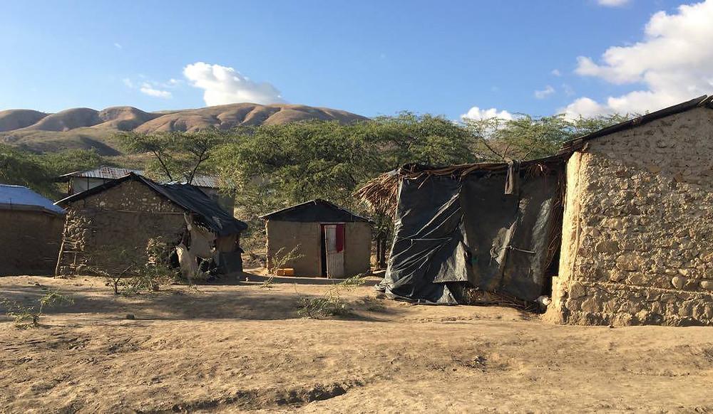 Haitian Houses