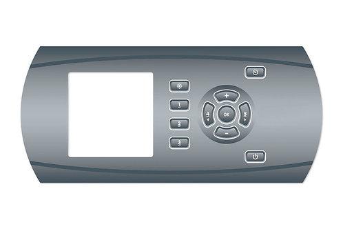 Taster-Folie Gecko in.K600 Streamlined Interface