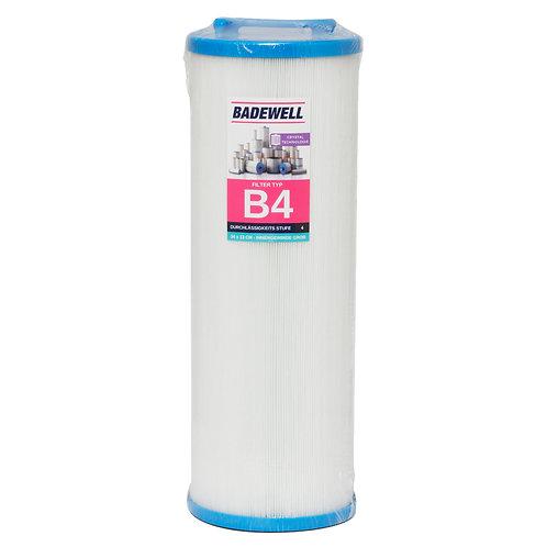 B4 - Whirlpool Filter 345 x 127mm (Innengewinde)
