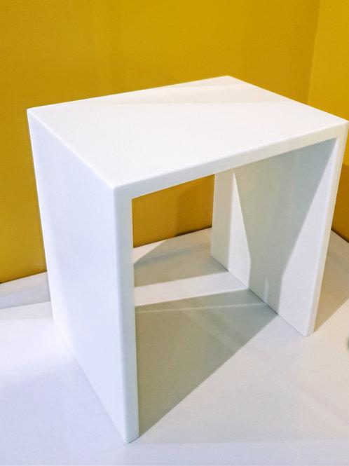 Dusche Stuhl / Höcker Corian