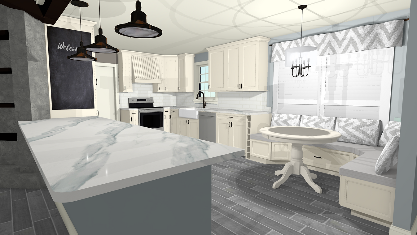 general contractor Ocala, Home builde ocala Florida, 3d rendering image