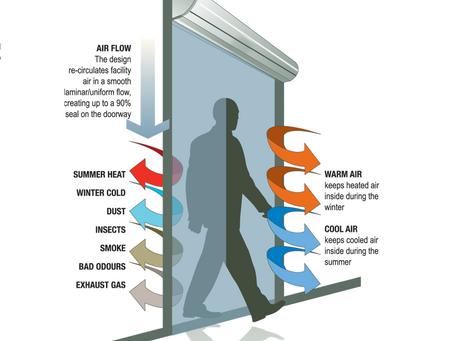 5 Reasons You Need an Air Curtain