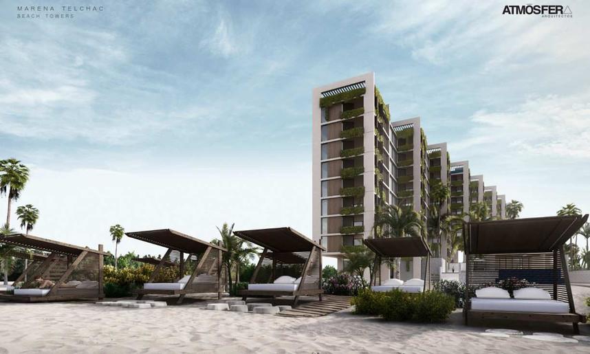 Marena Beach Towers