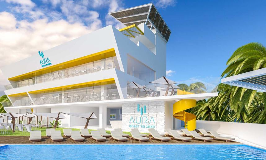 Aura Coast Telchac