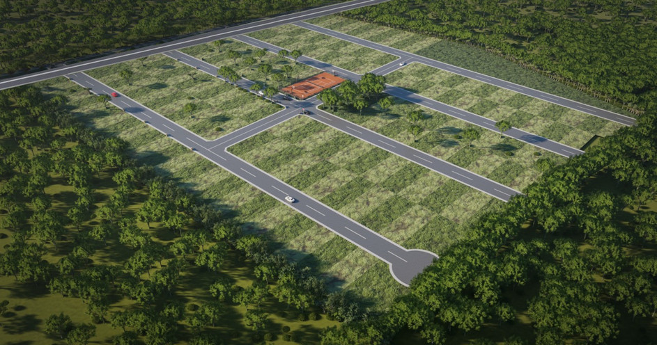 Terreno residencial, Paraíso Conkal