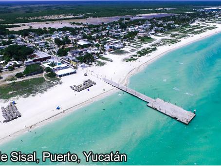 Pueblo Mágico de Sisal, Yucatán