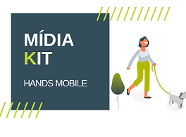 Mídia Kit - Hands Mobile