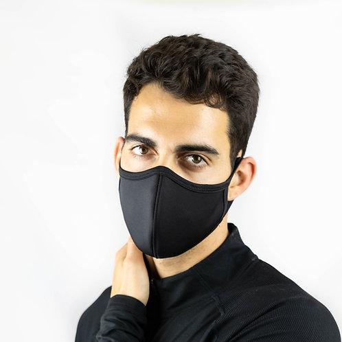 T19 Black Adjustable Mask