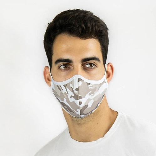 T19 Camo Printed Adjustable Mask