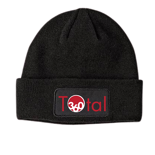 Total 360 Patch Beanie