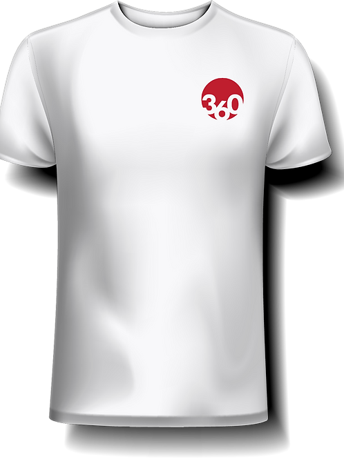 White Total 360 T-Shirt