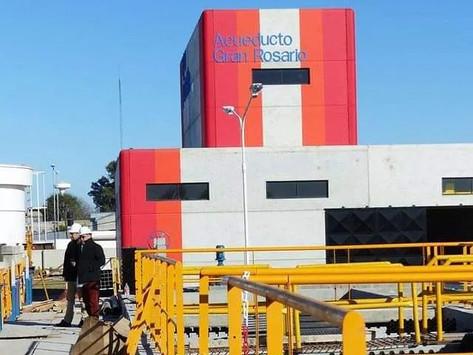 Miércoles sin agua potable en Capitán Bermúdez y zona norte de Granadero Baigorria
