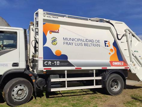 La ciudad tendrá contenedores de residuos y nuevo camión recolector