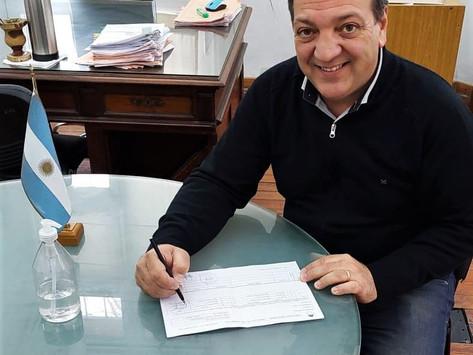 Fabio Rovere representará al socialismo en las elecciones bermudenses