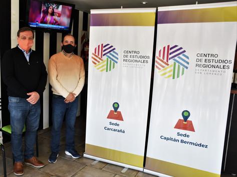 El Centro de Estudios Regionales suma nueva sede en Carcarañá