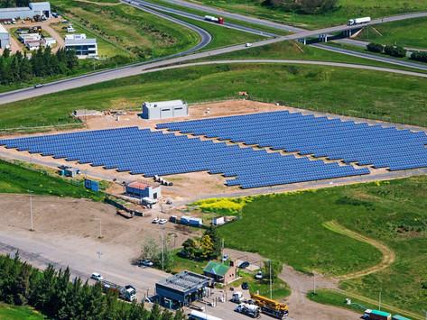 Traferri quiere conocer el estado del Parque Fotovoltaico San Lorenzo