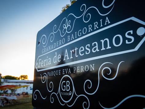 Baigorria: Feria de Artesanos de Parque Sur