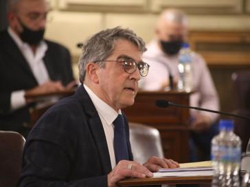 Traferri no fue invitado a la segunda licitación por el acceso a la autopista