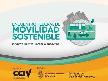 Se realizará en Rosario el primer Encuentro Federal de la Movilidad Sostenible