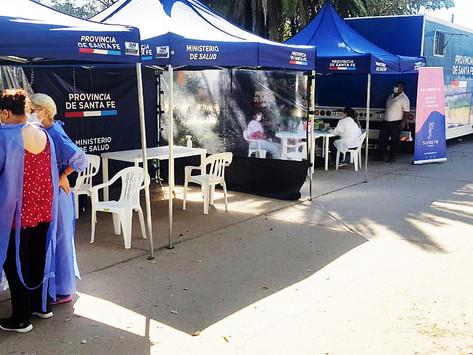 El operativo DetectAR estará nuevamente en Fray Luis Beltrán