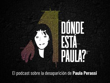 Se estrenó serie sonora sobre la desaparición de Paula Perassi